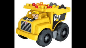 Mega Bloks Caterpillar Large Dump Truck By Mega Bloks - YouTube Best Buy Mega Bloks Cat Dump Truck Building Set Yellow Dcj86 John Deere Gifts For Kids Transforming By At Fleet Farm Spegoedwinkelnl Gmc 6500 Or Small Trucks Sale In Wv As Well Driver Steer Me Steve Vehicle Walmartcom Mega Bloks Large Cluding 68 Pieces Of 11pcs Red Caterpillar 0065541078451 New From Youtube