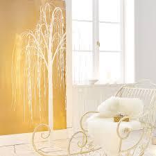 led trauerweide beleuchteter led baum dekobaum weihnachtsdeko bianco 200 cm