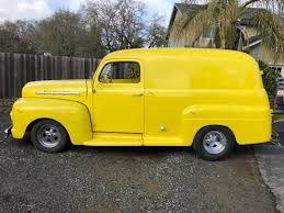 1951 Ford F100 Panel Truck Mild Old School Hot Rod - Used Ford F-100 ... Ford Fseries First Generation Wikiwand 1951 Ford Panel Truck Hot Rod Street Custom Panel Dream Ride Builders Bills Auto Restoration 1950 12 Ton Delivery Youtube The Worlds Most Recently Posted Photos Of And Flickr Why Nows The Time To Invest In A Vintage Pickup Truck Bloomberg 1952 Parking For Sale Classiccarscom Cc1103955 F 1 Ford F100 Panel Truck Hot Rods And Restomods