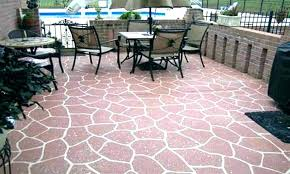 Rubber Patio Beautiful Tiles Over Grass For Outdoor Flooring Options Designs Temporary Floor