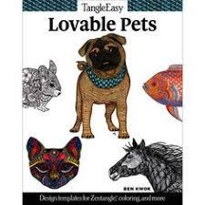 Design Originals Lovable Pets Coloring