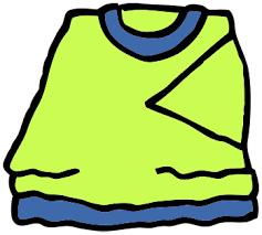 Tee Shirt Folded