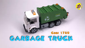 Garbage Truck - Cobi Constructor - YouTube