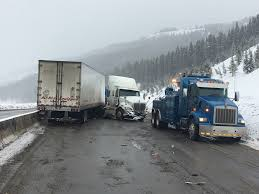 Vail Pass Reopens Westbound After Truck Accident | VailDaily.com I94 Semi Accident Snarls Traffic Thurs Am Jackknifed Tractor Trailer Truck On I91 In New Haven Connecticut Jackknifing Wikipedia Truck Jack Knife Part 2 Youtube Vail Pass Reopens Westbound After Vdailycom Trailer Blows A Tire Causing To Jack Highway 20 Rv Hauler Jackknifes With Smart Car And 45 Foot 5th Wheel The Daily Rant Back That Ass Up Crash Fuel Spill Backs I35w At Western Center Nbc 5 Dallas 4 Die When Vehicles Slam Into Milk That Crashed I81 What If Semi Lowry Associates Tctortrailer Jackknifes All Lanes I85 Sthbound Closed