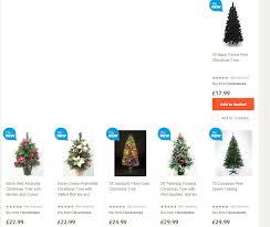 6ft Artificial Christmas Tree Tesco by Uk Tesco Christmas Trees Highlight 2014 U2013 Christmas Traditions