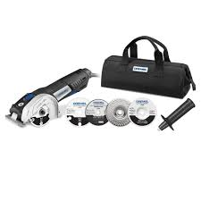 Bullnose Tile Blade Harbor Freight by Dremel Us40 01 Ultra Saw Tool Kit With 4 Accessories And 1
