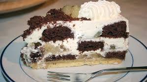 rezept birnen schachbrett torte ndr de ratgeber kochen