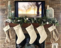 The Concrete Cottage: 2013 Easy Knock Off Stockings Redo It Yourself Ipirations Decor Pottery Barn Velvet Stocking Christmas Cute For Lovely Decoratingy Quilted Collection Kids Barnids Amazoncom New King Stocking9 Patterns Shop Youtube Stunning Ideas Handmade Customized Luxury Teen