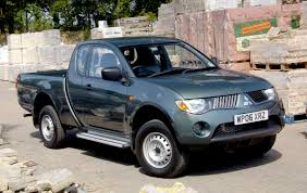 100 Mitsubishi Pickup Truck L200 Wins Award For Best In 2007 Top Speed