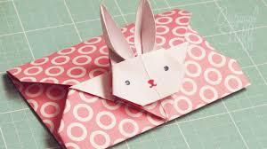 Carta De Conejito 3 Origami Original Stuff YouTube