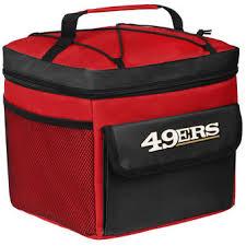San Francisco 49ers All Star Bungie Lunch Box