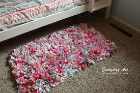 tapis a faire soi meme quatre tapis colorés à fabriquer soi même intérieur je vais