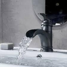 details zu antik wasserfall wasserhahn bad waschtischamatur waschbecken spültisch armatur