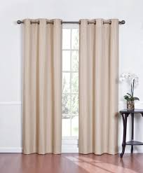 Eclipse Thermapanel Room Darkening Curtain by Eclipse Curtains Kent Grommet Blackout Panel Cafe