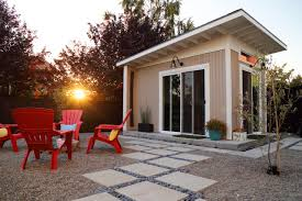 Concrete Backyard Ideas   HGTV's Decorating & Design Blog   HGTV Illustration Studio Microstructures Backyard Offices Art 100 Tuff Shed 92 Best Bus Stop Images On Architect Builds A Tiny Studio In His Backyard To Be Closer 25 Ideas On Pinterest Cottage Outdoor Room For Rain And Late Nights With The Boo Like This 8x14 Build Yours Our Online Interactive Contemporary How To Design A Apartment With Sofa Apartement Wwwstudioshedcom Lifestyle Interior Finished 10x12 Small Spaces Boulder Magazine Wooden Volume Turns Old Into Lovely Pating