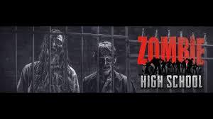 Californias Great America Halloween Haunt by Zombie High Maze Halloween Haunt At California U0027s Great