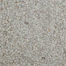 Mother Of Pearl Available Sizes 400x400x17mm 600x600x17mm Ivory Terrazzo Tile With Large White Aggregate