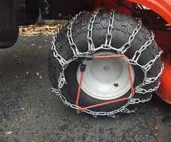 100 Snow Chains For Trucks How To Mount Tire To A Tractor 8 Steps With Pictures