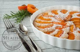 so sommerlich so leicht mandel aprikosenkuchen