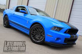 Top 10 Fastest Production Mustangs LMR