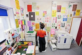Tracking The Rise Of Risograph Printing With Glasgows Risotto Studio