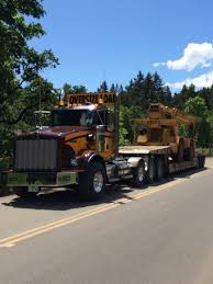 North Santiam Paving Company | Heavy Haul And Trucking - North ...
