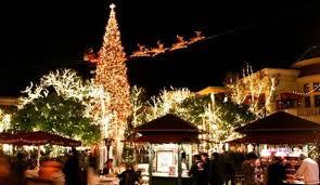 Christmas Tree Lighting Los Angeles 2013
