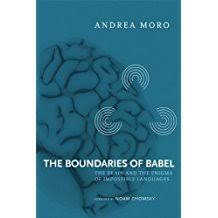 The Boundaries Of Babel Brain And Enigma Impossible Languages Current Studies