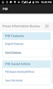 information bureau pib press information bureau android apps on play