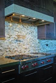 American Olean Porcelain Mosaic Tile by Interior Interesting Marble Countertops With Stove And Mosaic
