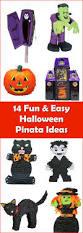 Halloween Pennant Mantel Scarf by 14 Fun U0026 Easy Halloween Pinata Ideas Pinata Ideas Easy