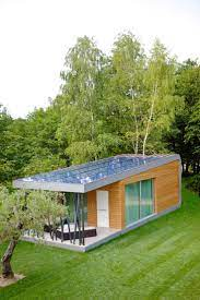 104 Eco Home Studio Modern House Design Architecture Green Zero A Modular Housing Unit Designed By Di Architettura Daniele Dear Art Leading Art Culture Magazine Database