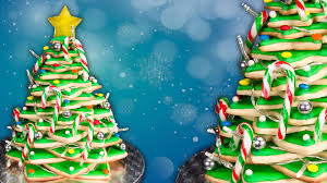 Rice Krispie Christmas Trees Recipe by Sugar Cookie Christmas Tree From Cookies Cupcakes And Cardio Youtube