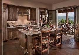Rustic Modern Kitchen Ideas 20 Best Rustic Kitchen Ideas The Style Inspiration