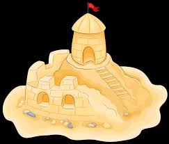 Sand Castle Cliparts 333937