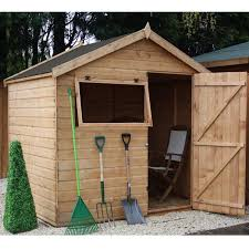 6x8 Wooden Storage Shed by 6x8 Storage Shed Storage Sheds Collections Wenxing Storage Site