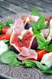 lorsque j ai vu la salade d automne aux figues fraîches de