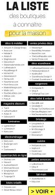 deco maison en ligne la liste des boutiques à connaître pour la maison organizations