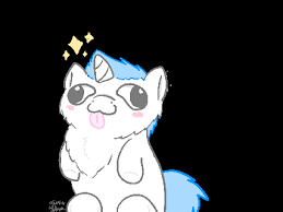 Rainbow Unicorn Gif Krafty Kitteh
