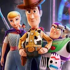 TOY STORY 4 FIGURA PARLANTE WOODY