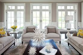 Martha stewart home decor living room transitional with french