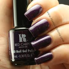 Red Carpet Manicure Led Light by Manic Talons Gel Polish And Nail Art Blog Gorgeous Glittery