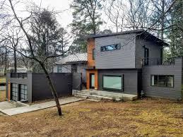 100 Split Level Project Homes Splitlevel Transformed West Coast Modern Modern Home In