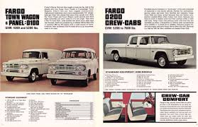 100 Light Duty Truck 1965 Fargo S