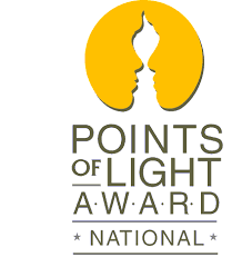 Daily Points of Light Award