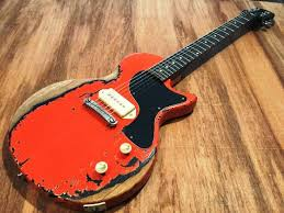 Of Course Id Update The Stock Epiphone Hardware And Electronics