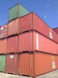 100 40 Foot Containers For Sale HC Shipping Storage In Charleston
