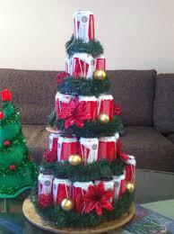 Ge 75 Artificial Christmas Tree by Beer Can Tree Budweiser Beer Christmas Tree Pinterest Beer