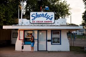 100 Big Worm Ice Cream Truck Grace Albion Ice Cream Shop Swirls Smalltown Nebraska Charm With