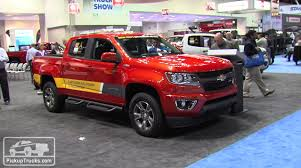 2016 Chevrolet Colorado Diesel Presented At The 2015 Work Truck Show ... Top 5 Pros Cons Of Getting A Diesel Vs Gas Pickup Truck The Turbo Sierra Crew Cab Giving Sports Cars Run For Their Money Dieseltrucksautos Chicago Tribune Trucks Mid Size 2018 Colorado Midsize Chevrolet Midsize Are Making Comeback But Theyre Outdated Toyota Tundra Set To Receive Cummins Wardsauto Ford Adds 30liter The Lightduty F150 Gets An Allnew And Upgraded Engines 10 We Wish Were Sold In Us Autoguidecom News